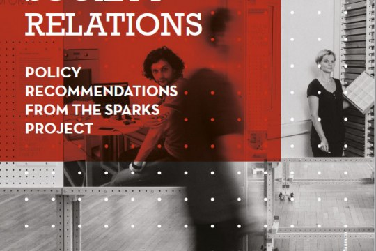 Policy recommendations from the Sparks Project - Shaking up science and society relations