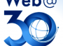 Web@30 event logo