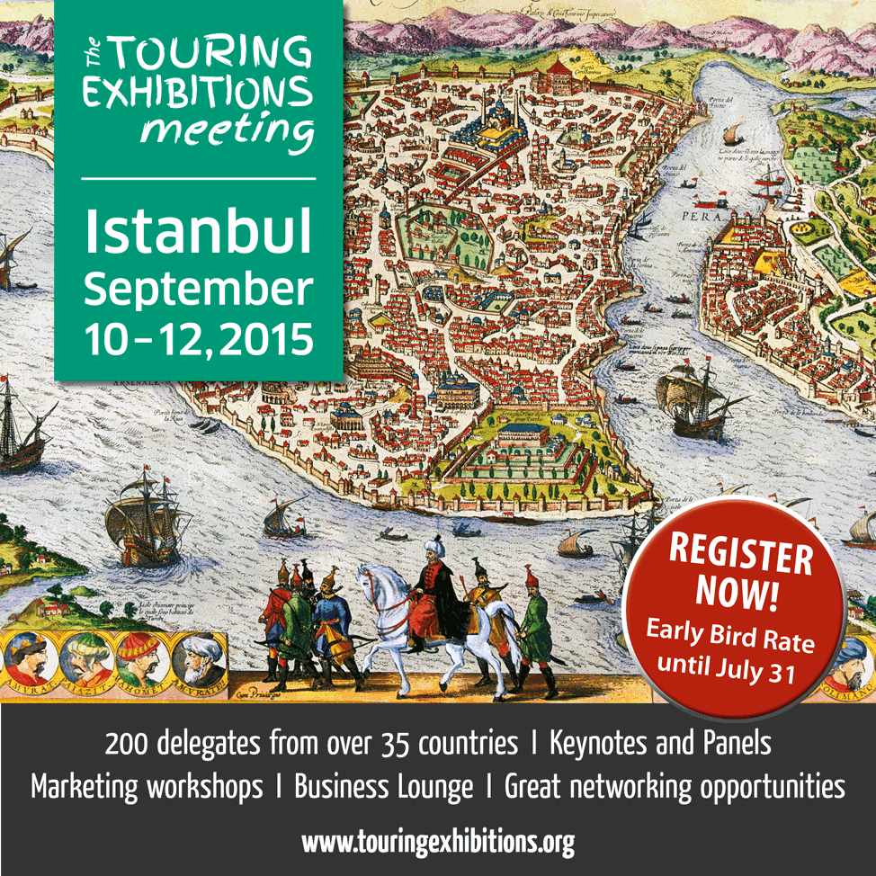 Touring Exhibitions Meeting 2015 Istanbul