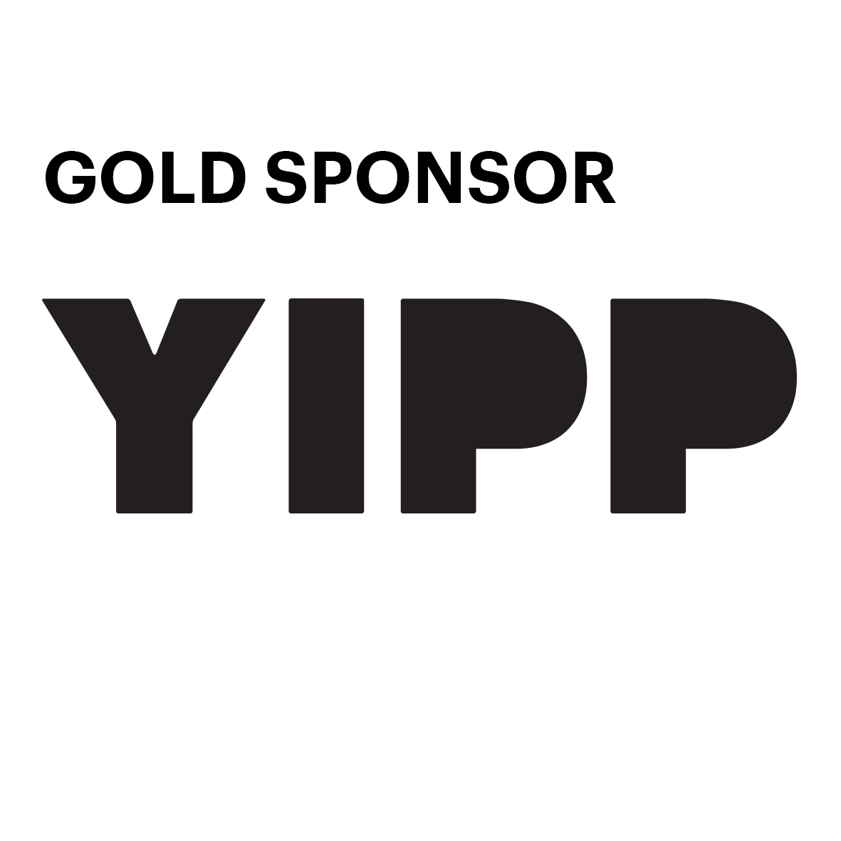 Yipp is a Gold Sponsor of the Ecsite Conference